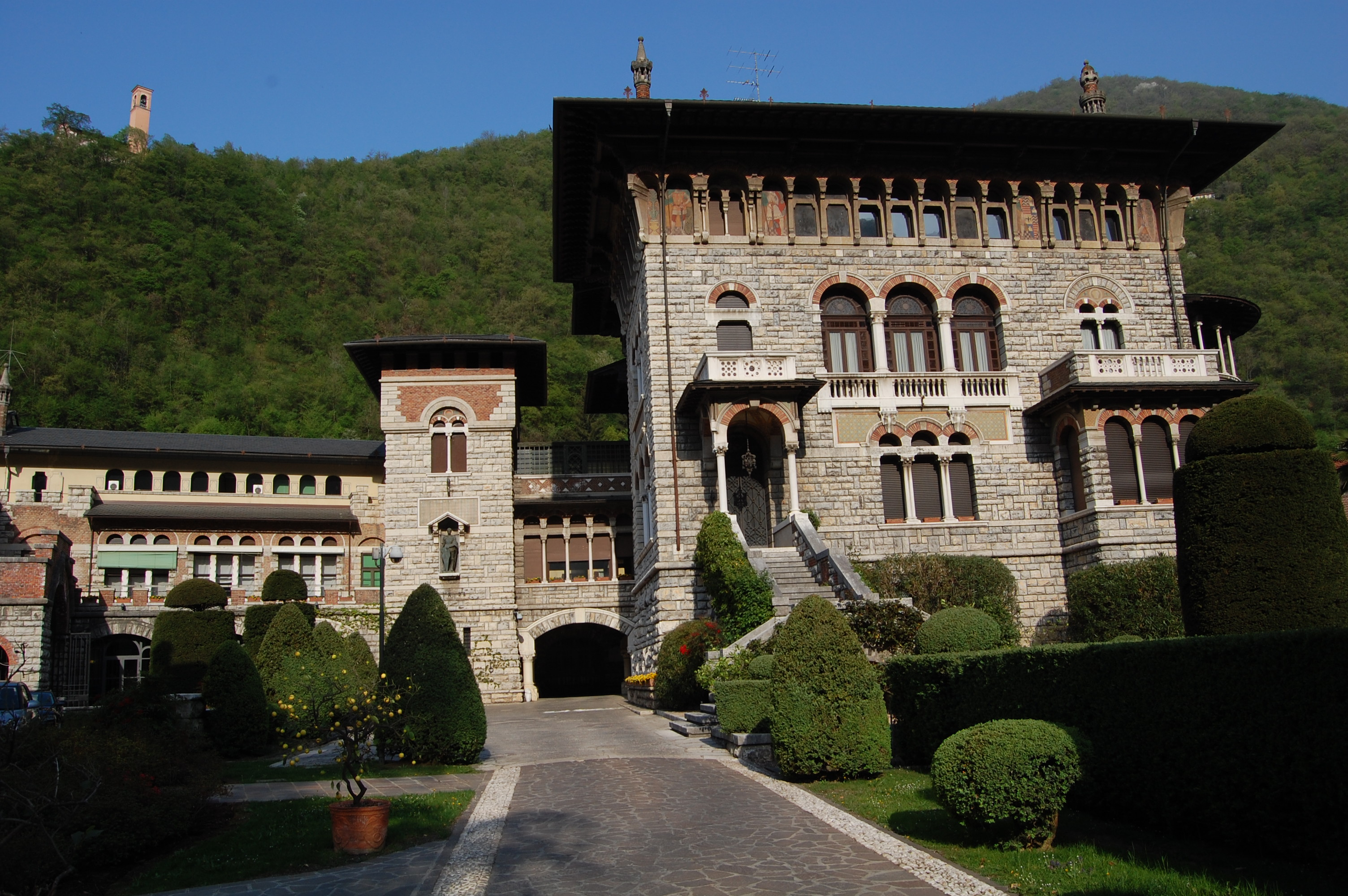 BERETTA, Cavallo & Vinitaly 2011! | The Travelling Gourmet