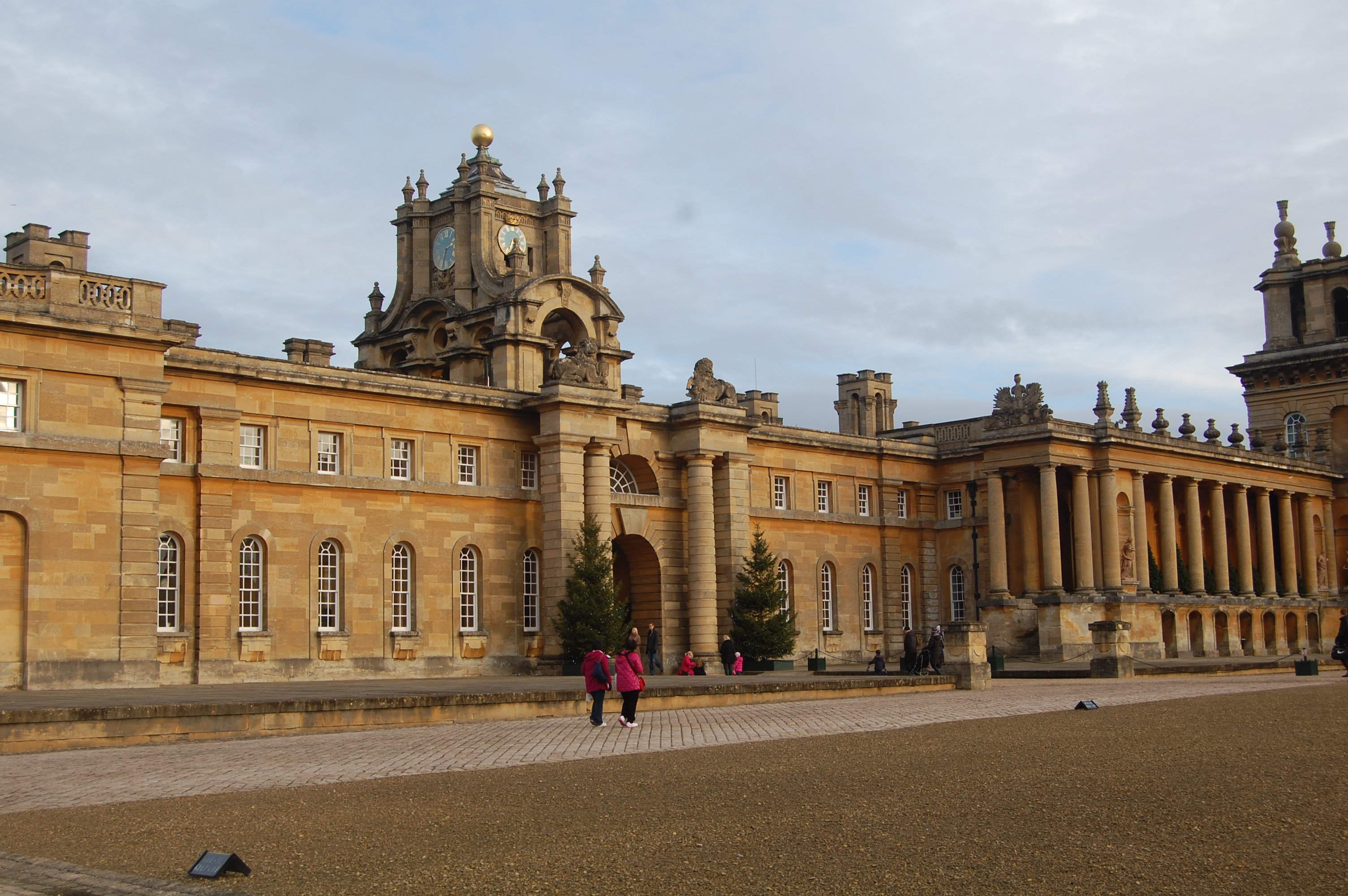 English Baroque Architecture | galleryhip.com - The Hippest Galleries!