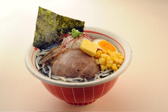 Ikasumi Corn Butter Tonkotsu Ramen