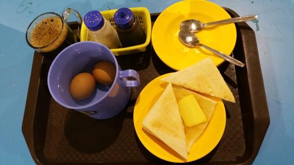 Bedok Food Centre Kaya Toast20150804_070948