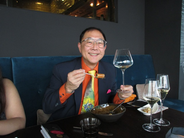 Image result for dr. michael lim the travelling gourmet