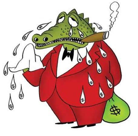 Image result for crocodile tears